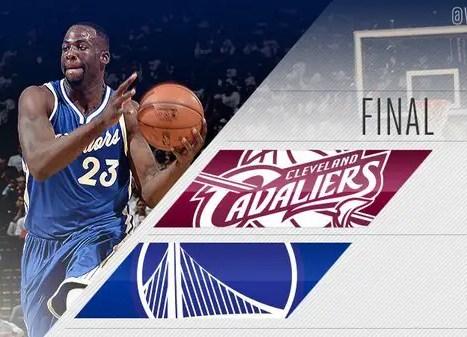 Golden State Warriors defeat the Cavaliers