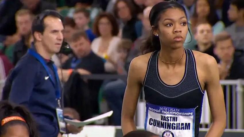 Vashti Cunningham - USA World Indoor Championships