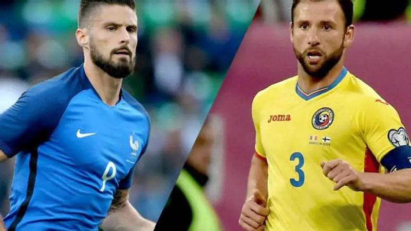 France v Romania Euro 2016