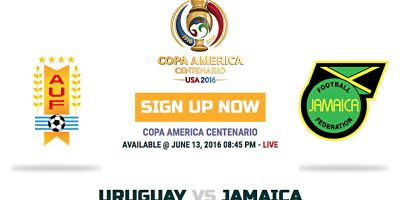 Jamaica v Uruguay Copa America