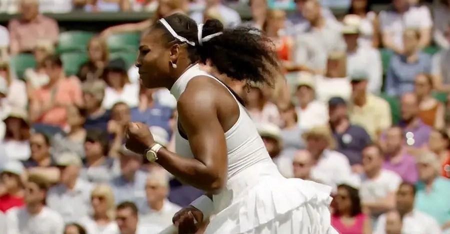 Serena Williams: Wimbledon 2016
