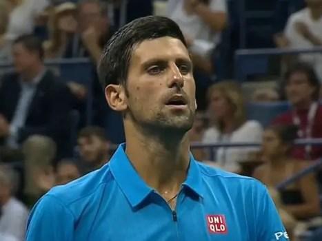 Djokovic: 2016 US Open