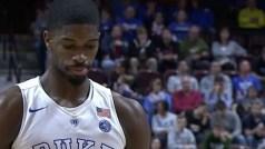 Amile Jefferson misses Duke v Florida with bone bruise