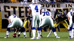 Thanksgiving Day NFL Schedule; Cowboys Hunt 10th Straight