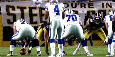 Dallas Cowboys NFL Scores