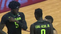 Motley Double-Double Helps No. 4 Baylor Beat Oklahoma, 76-50