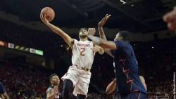 Trimble scores 20, leads Maryland past Illinois, 84-59