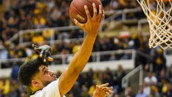 No. 10 West Virginia hands No. 1 Baylor first loss