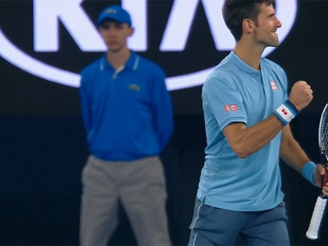 Novak Djokovic: Australia Open 2017