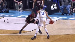 Allen, Tatum Lead Duke Past Troy in NCAA Tournament First Round