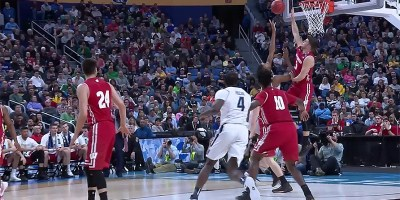 Wisconsin v Villanova: March Madness