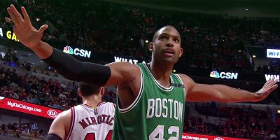 Al Horford Boston Celtics