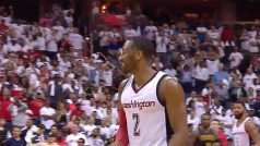 Wall Powers Wizards To Game 1 Win Over Hawks