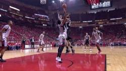 Harden Missing; Leonard-less Spurs Rout Rockets, Win Series 4-2