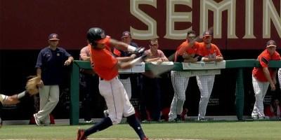 Auburn Tigers: NCAA College Baseball 2017 Regionals