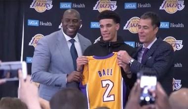ESPN3 2017 NBA Las Vegas Summer League; Lonzo Ball Makes Debut