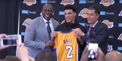 Lonzo Ball: NBA Summer League