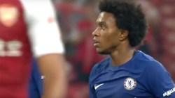 Willian, Batshuayi Scored, Chelsea Thrash Arsenal 3-0 in Pre-Season
