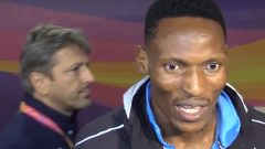 Van Niekerk v Makwala In 200m Final Showdown on Day 7