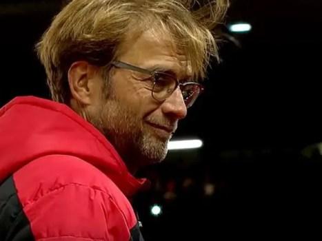 Premier League manager Jurgen Klopp of Liverpool