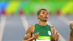 Wayde van Niekerk Cruises Into 400m Semis at World Championships