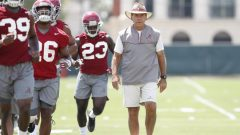No. 1 Alabama Opens Home Schedule Against Fresno State