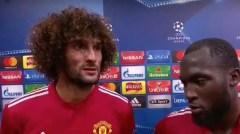 Fellaini Scores Brace, Manchester United Thrash Crystal Palace 4-0