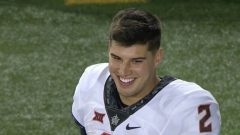 Mason Rudolph Guides Oklahoma State Over South Alabama, 44-7