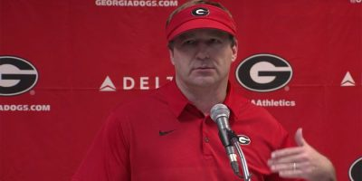 Kirby Smart Georgia Football coach