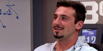 Paxton Lynch of the Denver Broncos