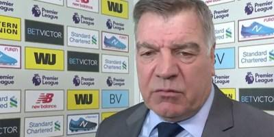 Sam Allardyce - Everton manager