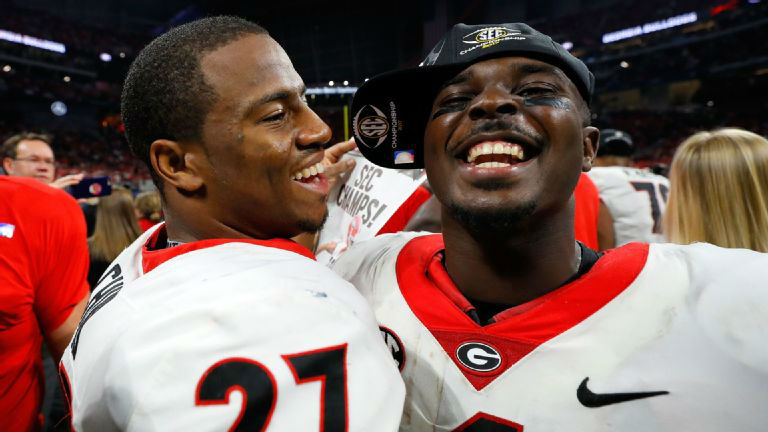 No. 3 Georgia Advances To College Football Playoff Title Game • Sporting Alert