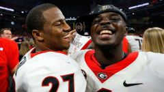 No. 3 Georgia Advances To College Football Playoff Title Game