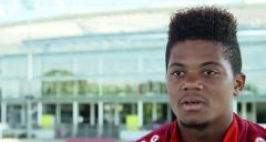 Bayer Leverkusen v Bayern Munich: Watch Stream Of Leon Bailey