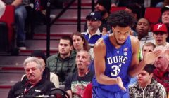 Bagley III, No. 5 Duke Blue Devils Rally In 2nd Half, Beat North Carolina 74-64