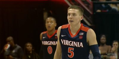 Kyle Guy of Virginia