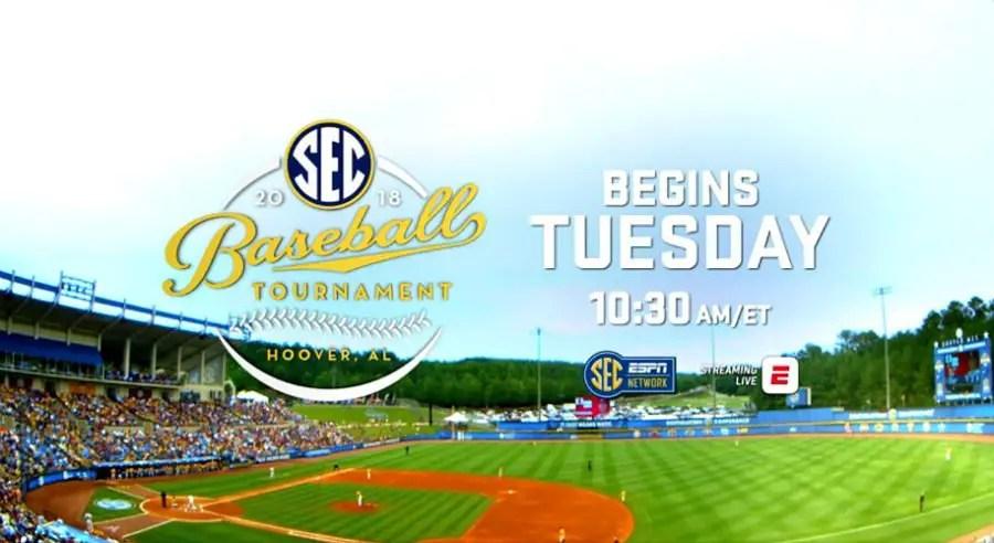 2018 SEC Baseball Tournament