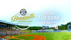 2018 SEC Baseball Tournament Schedule, Live Stream