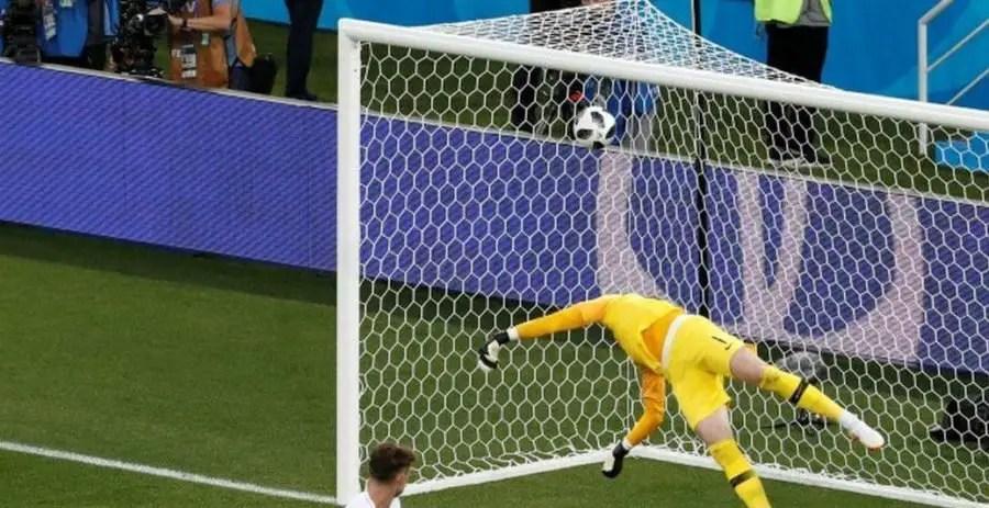Jordan Pickford World Cup