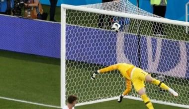 Belgium 1 Beats England 0 To Top Group G: Fifa World Cup