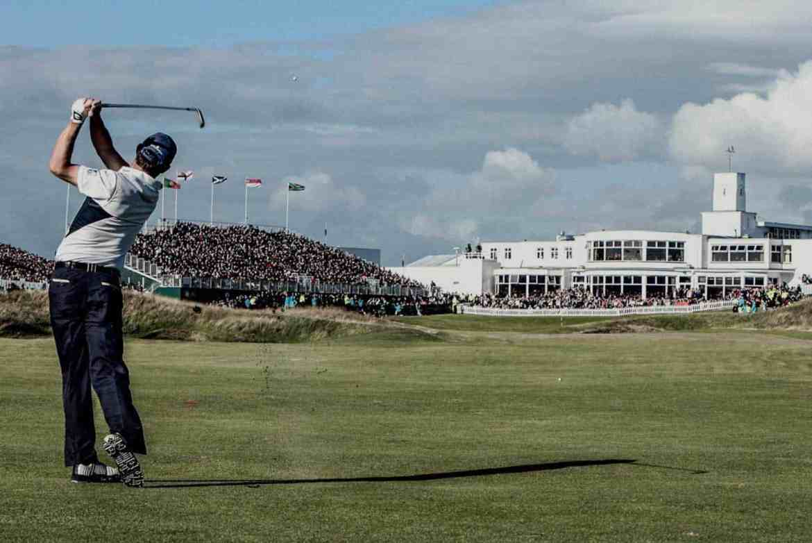 Golf 2017 Open Birkdale Southport