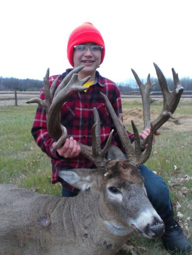 Dylan Beach and his once in a lifetime bruiser!