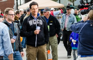 Frank Vascellaro and Chris Schafer from WCCO