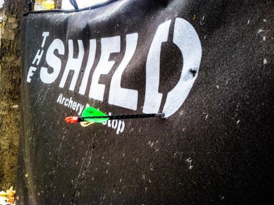The Shield - Archery Backstop