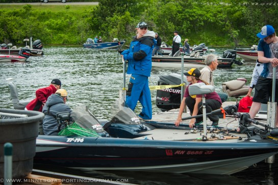 61514 -  june 14 crosslake tourney fishing 2-2