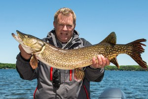 Tony Schmitt, St. Cloud, caught the largest pike at 14.12 pounds.
