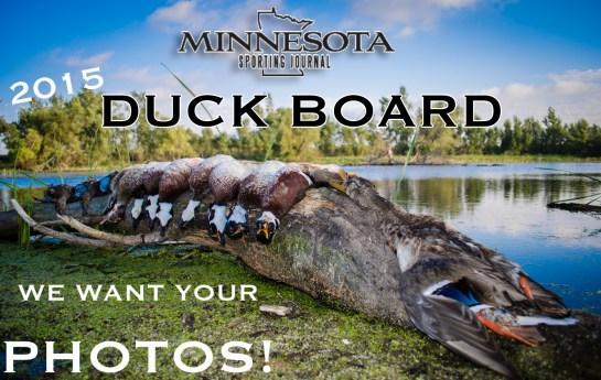 2015 duck board