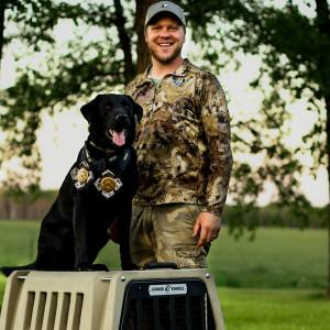 cory and boone hunt test