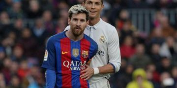 Messi names his top five players in the world - without Ronaldo