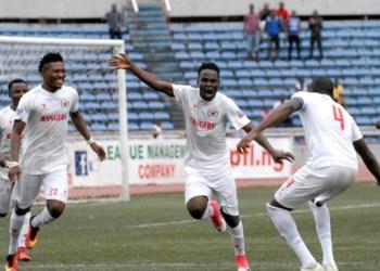 CCC: Enugu Rangers make history in Egypt, beat Pyramids